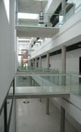 Interior de la nueva Escuela Municipal de Música y Danza (Se abre en ventana nueva)