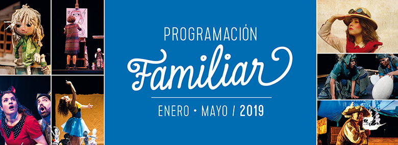 Banner programación familiar